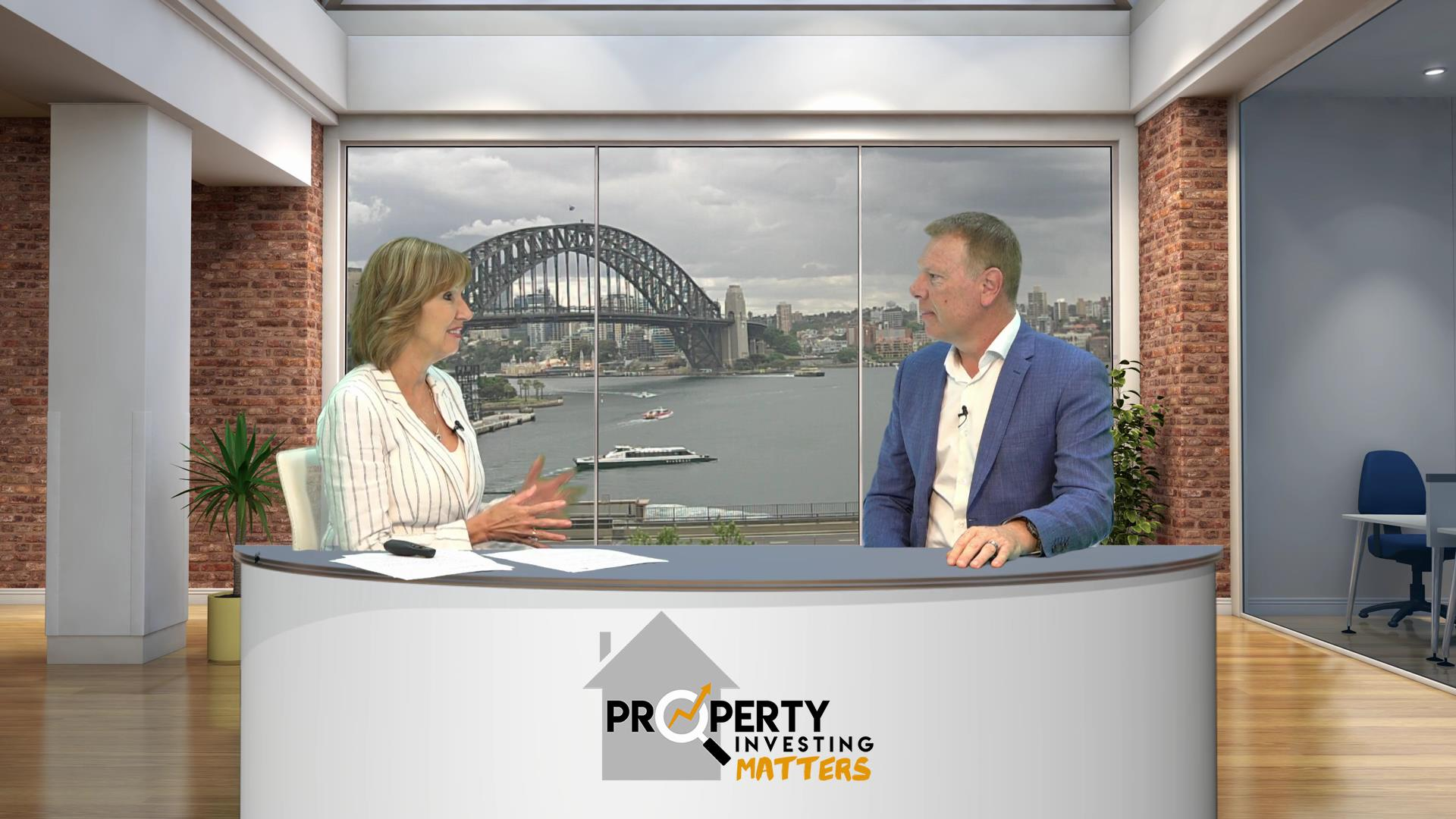Property Investing Matters: 05-11-2019 - Margaret & Steve Waters
