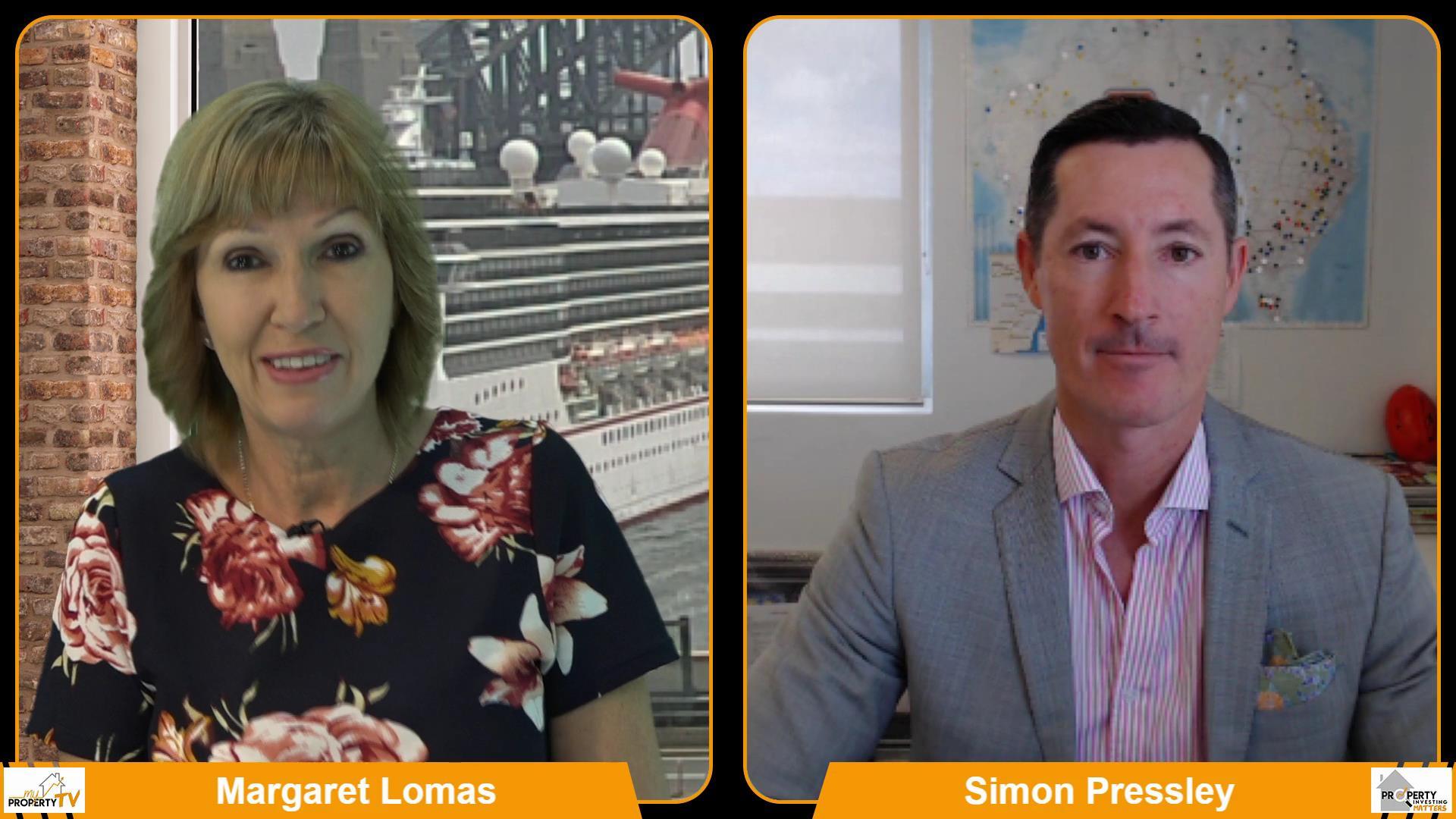 Property Investing Matters: 26-11-2019 - Margaret & Simon Pressley
