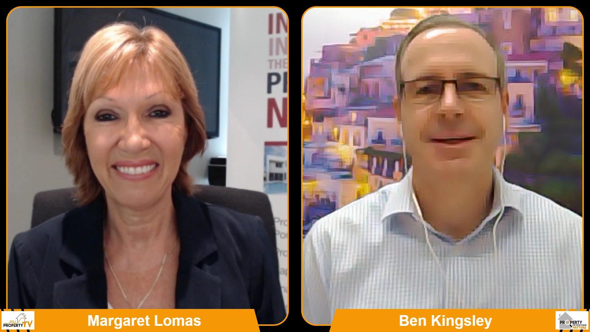 Property Investing Matters: 31-03-2020 - Margaret & Ben Kingsley